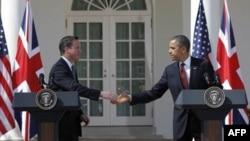 Дэвид Камерон и Барак Обама