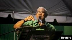 """David Granger, presidente de Guyana habría puesto sus tropas en alerta ante informes de """"despliegues militares extraordinarios"""" de Venezuela en la frontera con su país."""