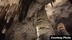 Hang động Carlsbad Caverns (ảnh Bùi Văn Phú)