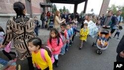 El promedio nacional de ausentismo escolar en Estados Unidos es de 13%.