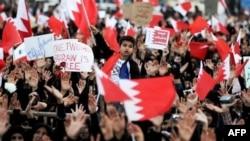 Bahreyn'de Gösteriler Devam Ediyor