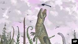 นักวิทยาศาสตร์พบซากฟอสซิลสัตว์คล้ายจระเข้ที่มีฟันแบบสัตว์เลี้ยงลูกด้วยน้ำนม