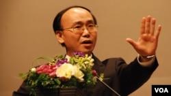 廈門大學台灣研究院院長劉國深表示,目前北京官方未有對中華民國作出定位