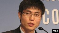 탈북자 신동혁 씨. (자료사진)