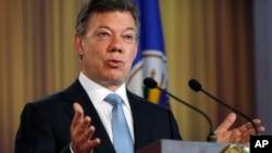 El presidente colombiano no quiere que la negociación con las FARC se extienda demasiado.
