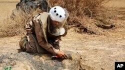 افغان چارواکي وايي چې ځمکنې ماینونه اوس هم خلک وژني