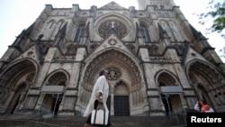 San Juan del Divino es la catedral gótica más grande del mundo, inspirada en un estilo que se originó en la Francia medieval.