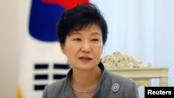 韩国总统朴槿惠