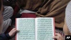 Imam ka Hadlay Gubidda Qur'aanka