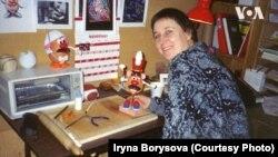 """Ірина Борисова та """"Пан Картопля"""""""