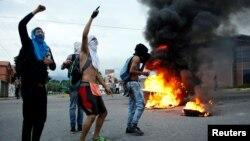 Opozicioni protesti u Venecueli