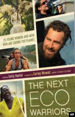 'The Next Eco-Warriors' shares the stories of a new generation of activists who tackle issues of climate change, marine conservation, the rainforest and other environmental concerns.