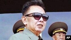 شمالی کوریا کے راہنما کم جانگ ال