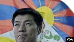 Pemimpin baru pemerintahan Tibet di pengasingan, Lobsang Sangay