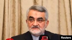ایرانی پارلیمان کی کمیٹی برائے قومی سلامتی و خارجہ پالیسی کے سربراہ علی الدین برجرودی