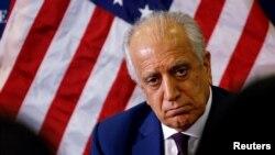잘메이 할릴자드 미국 국무부 아프가니스탄 특사.