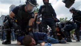 Vetëvendosje ankohet nga dhuna – mohon të ketë shkaktuar dhunë