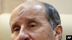 Shugaban majalisar 'yan tawayen Libya Mustafa Abdel Jalil