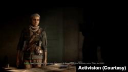 Фара: «Для меня нет разницы между Аль-Каталой и русской армией. Они все террористы» (скриншот из CoD: MW)