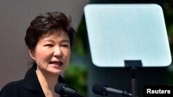 南韓總統朴槿惠。(資料照)