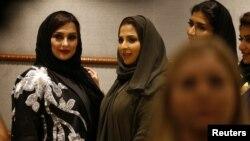 زنان در عربستان سعودی (عکس از آرشیف)
