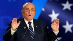 Trump/ Ukraine : Pompeo et Giuliani refusent le calendrier des démocrates
