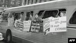 Amerikalı 'Özgürlük Yolcuları' 50'inci Yıldönümlerini Kutladı