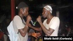 Ser actor na Guiné-Bissar é estar no desemprego, mas os artistas não desistem.
