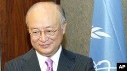 아마노 유키오 IAEA 사무총장 (자료사진)