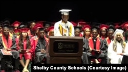 Tupac Mosley was homeless for most of his time in High School, and lost his father last year. None of that stopped him from getting accepted to more than 40 schools.