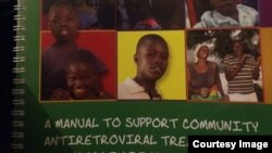 Literacy Manual launched by NGOs and the government of Zimbabwe.