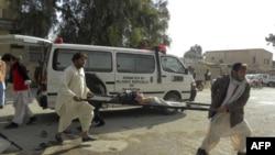 Əfqanıstanda intiharçı hücumu 4 nəfərin həyatına son qoyub