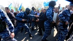 Trade Sanctions On Crimea