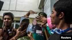 Demonstranti u zgradi pakistanske državne TV PTV
