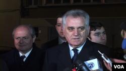 Tomislav Nikoliç, president i Serbisë