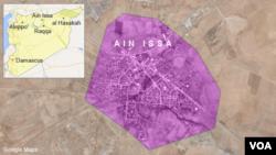 Ain Issa, Syria