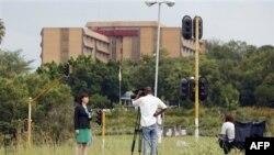 Başkent Pretoria'daki 1 numaralı askeri hastane