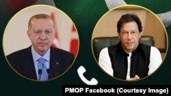 عمران خان ویلي چې دغه سیاسي توافق باید له افغانستان څخه د بهرنیو ځواکونو تر وتلو مخکې رامنځته شي.