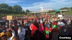 Hiriira mormii Oromoo MN Waxabajjii 1,2020
