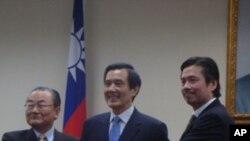 金溥聪自美返台接任国民党秘书长