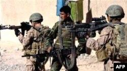 ქაბულში კოალიციის ორი ჯარისკაცი დაიჭრა