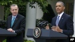 Başkan Obama ve Başbakan Erdoğan en son Mayıs 2013'te Washington'da bir araya gelmişti.