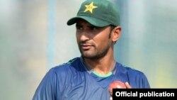 پاکستان کرکٹ ٹیم کے اسپنر بلال آصف