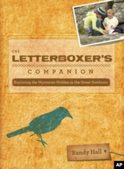'The Letterboxer's Companion,' is author Randy Hall's guide to letterboxing, which is similar to old-fashioned scavenger hunts.