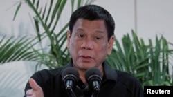 菲律賓總統杜特爾