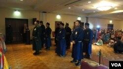 Обряд поклонения Чингисхану проводят 9 генералов