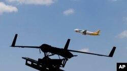 Drone Militaire américaine aux Philippines.