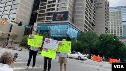 CNN'in Atlanta'daki genel merkezi