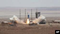 Iran Satellite Launch