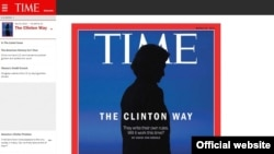 The Clinton Way from theTime Magazine